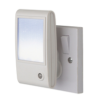 Firstlight Sparkle LED Night Light 8372WH White with White LED
