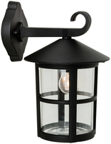 Firstlight Stratford Lantern Downlight Black 2356BK