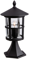 Firstlight Stratford Lantern Pillar Black 2357BK