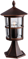 Firstlight Stratford Lantern Pillar Bronze 2357BZ