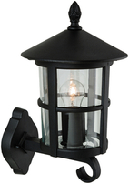 Firstlight Stratford Lantern Uplight Black 2355BK