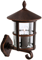 Firstlight Stratford Lantern Uplight Bronze 2355BZ