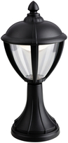 Firstlight Unite LED Lantern Pillar Black 3402BK