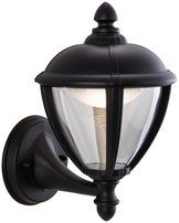 Firstlight Unite LED Lantern Uplight Black 3400BK