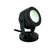 Firstlight Waterproof LED Wall and Spike Spots Black 8241BK