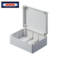 Gewiss Weatherproof Enclosure IP56 Rated 380x300x120mm GW44210