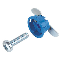 GripIt Type 25mm Plaster Board Fixing Type 25-2 Blue Pack 4