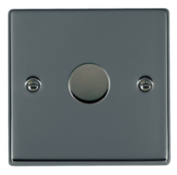 Hamilton Hartland Black Nickel 1G Leading Edge Dimmer 781X40