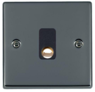 Hamilton Hartland Black Nickel Flex Outlet 78COB