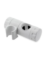 Height Aduster for 25mm Rail Double Locking White HJY