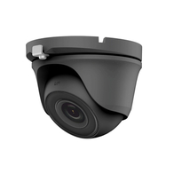 Hilook 2MP AHD Metal Turret Camera Grey THC-T120G-M