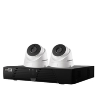Hilook 2 camera AHD kit with 2TB DVR HI-KIT2T