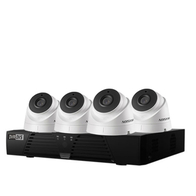 Hilook 4 camera AHD kit with 2TB DVR HI-KIT4T
