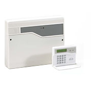 Honeywell Home Alarm Accenta Mini Gen4 With LCD Keypad 8SP399A-UK