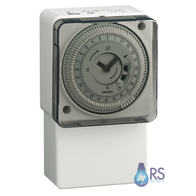 Immersion Heater Timer 7 Day Grasslin IHT-GPW