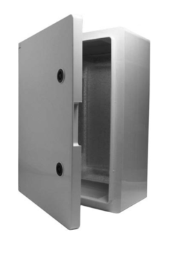 Insulated ABS Enclosure 800 x 600 x 260mm PBE806026