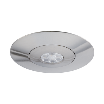 JCC FGLED Downlight Convertor Plate Brushed Nickel JC94184BN