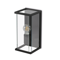 JCC Glazed Lantern Mini JC17037BLK