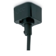 JCC JC14012BLK Mainline Mains Pre-Wired Power Adaptor Black