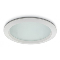 JCC JC5060 Coral LED Downlight Rim White