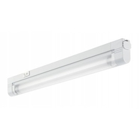 JCC JC83020 T5 8W Low Energy Fluorescent Striplight 344mm White
