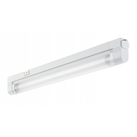JCC JC83021 T5 14W Low Energy Fluorescent Striplight 605mm White
