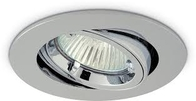JCC JC94114CH Fireguard Downlight GU10 Tilt Chrome