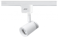 JCC StarSpot 1500 LED Track White Spot Light 20W  Cool White JC14156WH