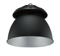 JCC Toughbay Circular 60 Degree Black Reflector JC71854BLK