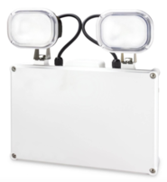 JCC Twin Spot LED Emergency IP65 Twin Spot JC50305