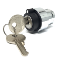 Chint Key Switch 2 Position Maintained Key Out 1 Position Only NP2-BG2