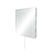 Knightsbridge Cool White LED Rectangular Mirror RCT5039