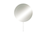 Knightsbridge Cool White LED Round Mirror RCT5048