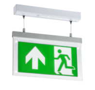 Knightsbridge EMLSUS 230V 2W LED Suspended Emergency Exit Sign