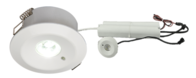 Knightsbridge EMPOWERW2 Warm White 3 Hour Emergency LED Downlight