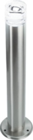 Knightsbridge IP44 16 x White LED 500mm Bollard Stainless Steel NH1064W
