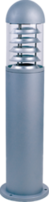 Knightsbridge IP54 240V Anti-Corrosion Powder Coated Bollard P1163