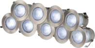 Knightsbridge KIT16W LED Decking Lights White