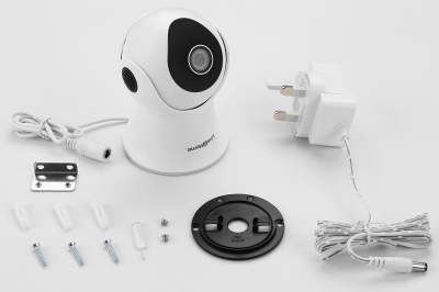 Link2Home L2H-ODRCAMERAP/T Outdoor Wi-Fi camera with pan/tilt image 3