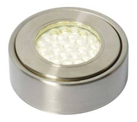 LAGHETTO LED Mains Voltage Circular Cabinet Light CUL-25318 3000k