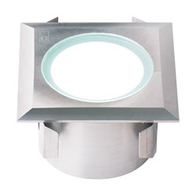 LED Ground Light 3w Square Frosted Glass GL051