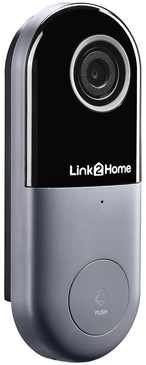 Link2Home Outdoor Weatherproof IP54 Wired Doorbell L2H-BellWired image 1