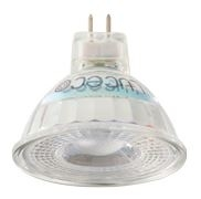 Luceco Glass LED MR16 5W Lamp Cool White LMN5G37-LE