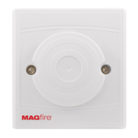 MAG Fire Alarms Bedhead Conventional Sounder White Flush Mount MAGBSW