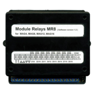 MAG Fire Alarms Relay Module MAGR