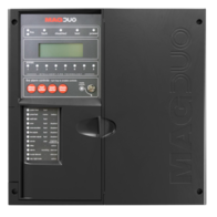 MAGDUO Fire Alarms Black 8 Zone Panel MAGDUO8B