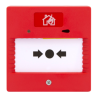 MAGDUO Fire Alarms IP65 Call Point MAGDUOCPIP65
