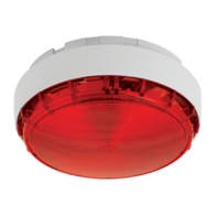MAGDUO Fire Alarms Low Profile Sounder Strobe MAGDUOSSLP