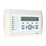 MAGFIRE Fire Alarms Repeater Panel MAGPRO-REP