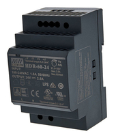 Mean Well 2 AMP 24 VDC Power Supply HDR-60-24